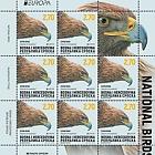 Europa 2019 - Aves Nacionales