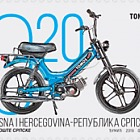 2019 Motorcycles - TOMOS A3