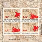 Europa 2020 - Antiguas Rutas Postales