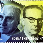 2012 B & H Nobel Laureates - Ivo Andric & Vladimir Prelog