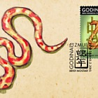 Chinese New Year- The Year of the Snake