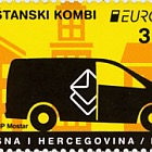 Europa 2013- Postal Vehicles (Van)
