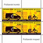 Europa 2013- Postal Vehicles