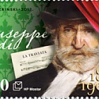 2013 - 200th Birth Anniversary of Giuseppe Verdi