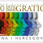 Europa 2006 - Integration of Immigrants - (Face Stamp)