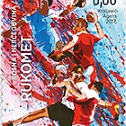 Sport 2017 - Handball - Self Adhesive Stamp