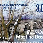 Europa 2018 - (Roman Bridge on River Bosnia in Plandiste)