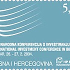 International Investment Conference in Bosnia and Herzegovina