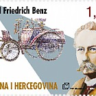 Karl Friedrich Benz - 160th Birth Anniversary