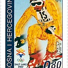 Winter Olympic Games Salt Lake 2002