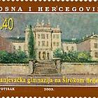 Franziskaner-Gymnasium in Siroki Brijeg