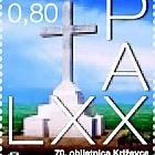 Der 70. Jahrestag des Kreuzes auf dem Mt. Krizevac