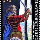 650. Todestag von Stjepan II Kotromanic