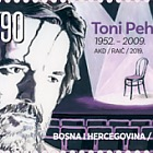 2019 Theatre - 10th Anniversary of the Death of Toni Pehar