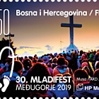 Medugorje - 30th Youth Festival