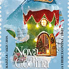 2019 Christmas and a New Year - New Year Stamp