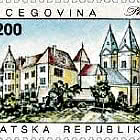 Sacral Architecture of Herceg - Bosnia - Plehan Monastery