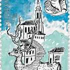 1995 Croatian Sacral Monuments in Bosnia and Herzegovina - The Monastery at Kraljeva Sutjeska