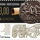 Europa 2020 - Ancient Postal Routes - Biga