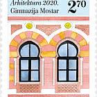 Architecture 2020 - The Mostar Gymnasium