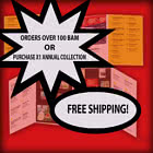 FREE SHIPPING when customers orders over 100BAM or orders x1 Annual Collection - BLACK FRIDAY OFFER