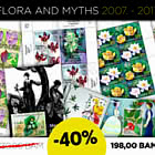 40% Discount on Myths and Flora 2007 to 2017!