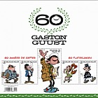 Gaston Lagaffe 60 years