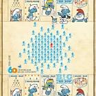 60年蓝精灵