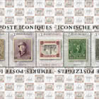 Iconic Postage Stamps