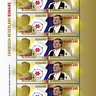 King Stamp 2015 (Bonaire)