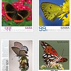 Butterflies of Saba