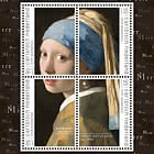 St. Eustatius - Girl with the Pearl Earring by Vermeer