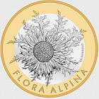 Carline thistle, BIC uncirculated