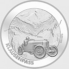 Klausen Pass, AG uncirculated