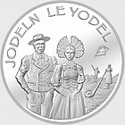 Yodelling, Ag uncirculated