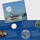 Steamboat Uri, Folder, Ag uncirculated
