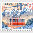 50 years of Schilthorn - Piz Gloria