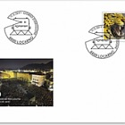 70th Festival del Film Locarno- (FDC Stamp)