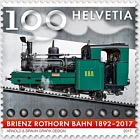 125 Years of the Brienz Rothorn Railway