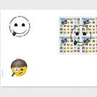 Emoji - (FDC Block of 4)
