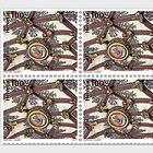 500 Years Bern Cathedral Vaulted Ceiling - (Block of 4 Mint)