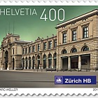Swiss Railway Stations 2017 - (Stamp Mint)