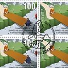 75 Years Swiss Mountain Aid - (Full Sheet CTO)