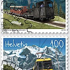 125 Years Schynige Platte Railway and Wengernalp Railway - (Set CTO)