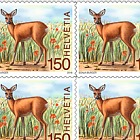 Animals of the Forest - (Roe Deer Sheetlet Mint)