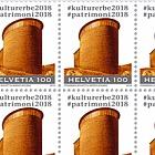 #culturalheritage2018 - (Sogn Benedetg Chapel, Surselva Sheet Mint)