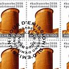 #culturalheritage2018 - (Sogn Benedetg Chapel, Surselva Sheet CTO)