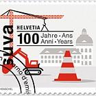 100 Years Suva - (Stamp CTO)