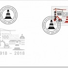 100 Years Suva - (FDC Stamp)