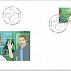 175 Years Swiss Pharmacists' Association - (FDC Set)